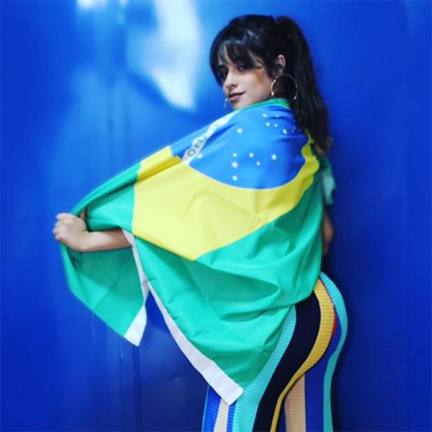 Camila Cabello (Foto: Instagram)