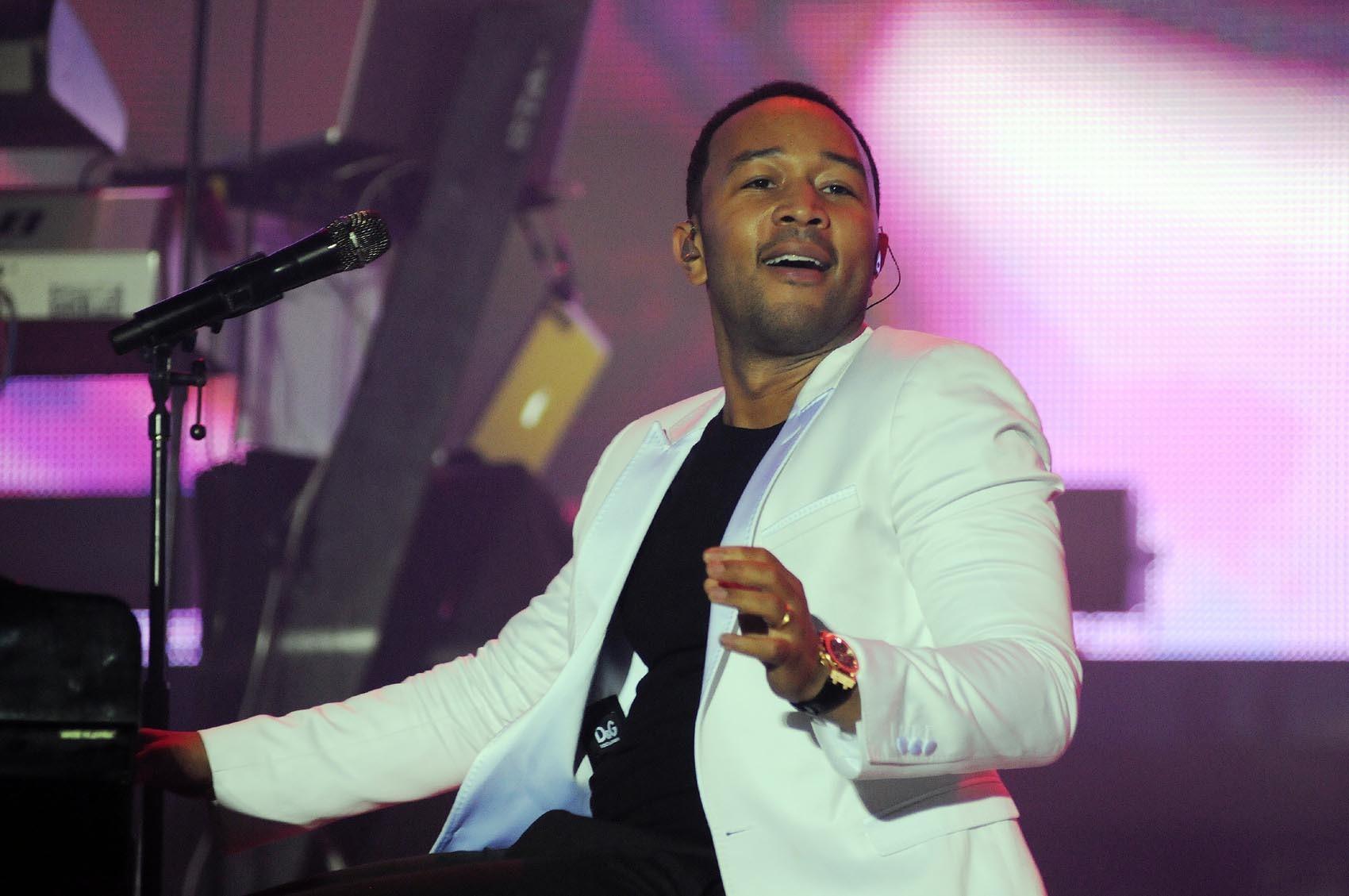 John Legend é eleito o homem mais sexy do mundo pela revista 'People' - Notícias - Plantão Diário