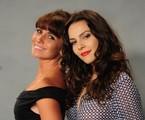 Giovanna Antonelli (Clara) e Tainá Muller (Marina) | TV Globo