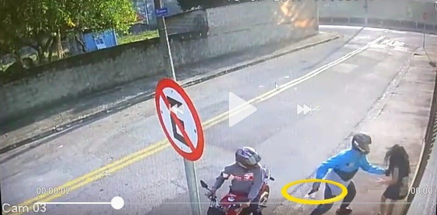 Polícia Civil procura dupla suspeita de arrastão em hospital e assaltos em São José - Notícias - Plantão Diário