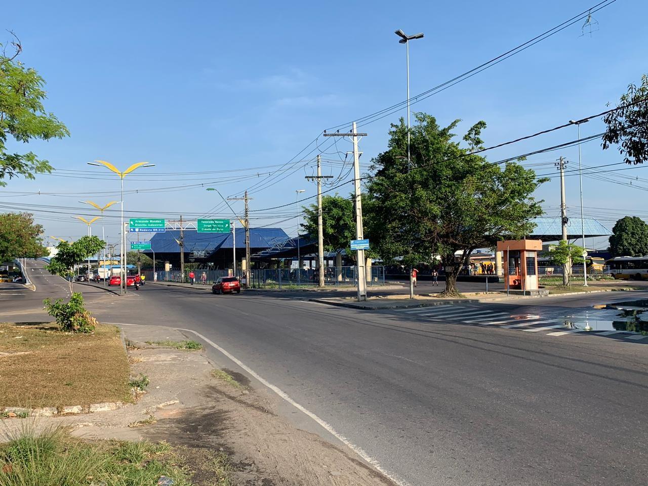 Quatro homens são mortos durante troca de tiros com a PM em Manaus