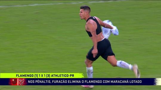 """Lino critica cobradores do Flamengo: """"Um show de horrores, o time conseguiu errar tudo"""""""