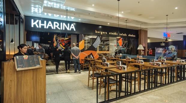 A Rede Kharina já conta com uma série de lojas, espalhadas por Curitiba (PR) e região metropolitana de São Paulo (Foto: Divulgação)