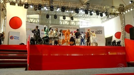 Confira como foi o último dia do Japan Fest em Marília