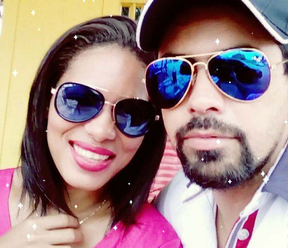 Edilene Coelho dos Santos foi morta pelo marido, Ademilson Nunes, segundo a Polícia Civil (Foto: Facebook/Reprodução)