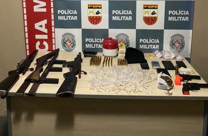 Grupo suspeito de assassinato de três mulheres é preso em João Pessoa