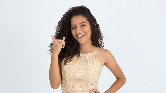 Saiba mais sobre Sabrina Santos, participante do 'The Voice Kids'