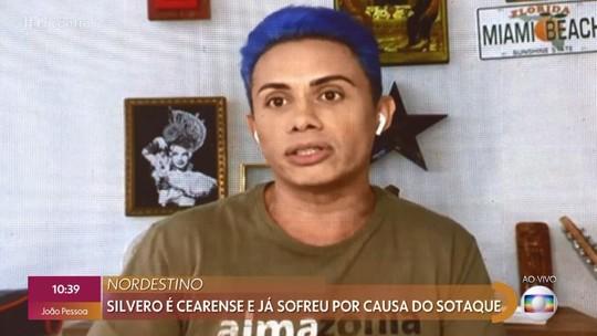Silvero Pereira revela que mudou sotaque nordestino após sofrer preconceito