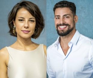 Andreia Horta e Cauã Reymond   TV Globo