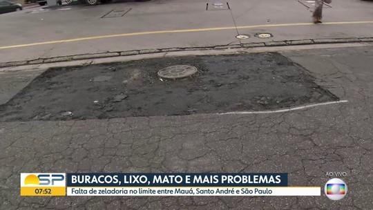 Vizinhança reclama de falta de zeladoria no entorno do Terminal Sônia Maria