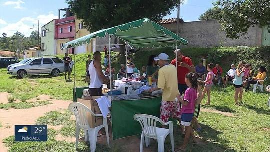 Roberto Matos criou o Café com Vizinhos para integrar a comunidade