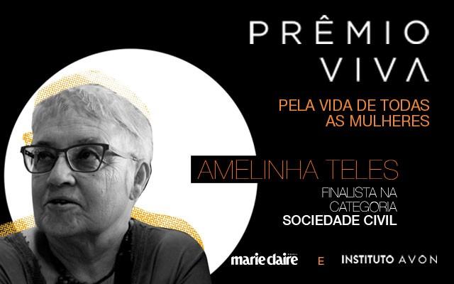 Amelinha Teles  (Foto: Silvana Martins)