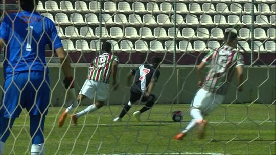 Fluminense x Vasco - Taça BH 2018 - globoesporte.com