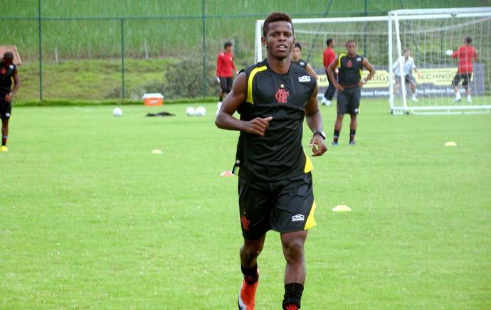 Erick Flores Flamengo arquivo (Foto: Globoesporte.com)