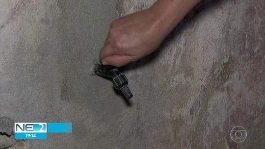 Obra interrompe abastecimento de água em Olinda, Paulista, Igarassu e Abreu e Lima