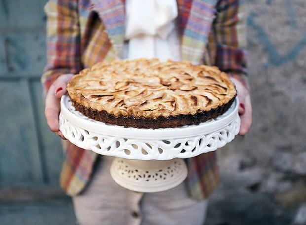 Torta de maçã (Foto: ThinkStockPhotos)