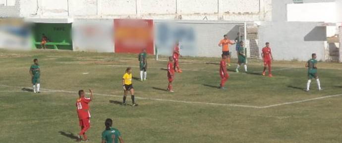 Flamengo de Arcoverde venceu o Ferroviário do Cabo neste sábado (10) (Foto: Gilson Martins/Arquivo Pessoal)