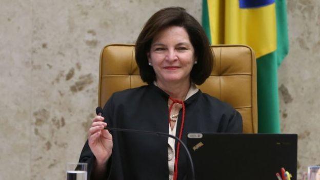 'É preciso também que não haja abuso, não haja ilícito, no modo como as pessoas se expressam', disse Dodge (foto). (Foto: Agência Brasil/via BBC News Brasil)