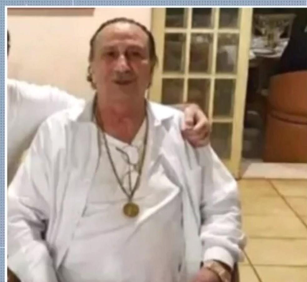 Empresário Fahd Jamil continua preso em Campo Grande — Foto: TV Morena/Reprodução