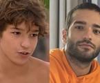 Humberto Carrão esteve em sua primeira novela aos 13 anos. Foi na temporada de 2004 da 'Malhação'. Hoje, o ator está escalado para viver o protagonista da série 'Rota 66'   Reprodução