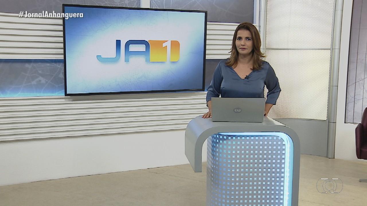 Confira os destaques do Jornal Anhanguera 1ª Edição desta quarta-feira (25)