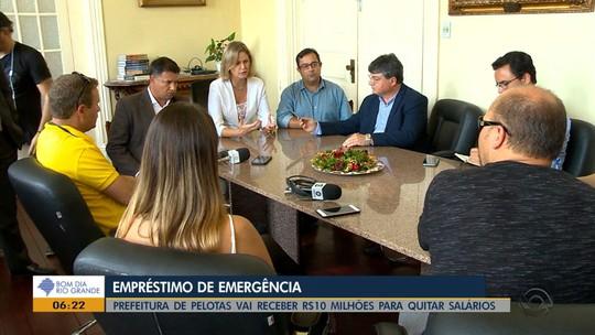 Câmara empresta R$ 10 milhões do fundo legislativo para Prefeitura de Pelotas pagar salários