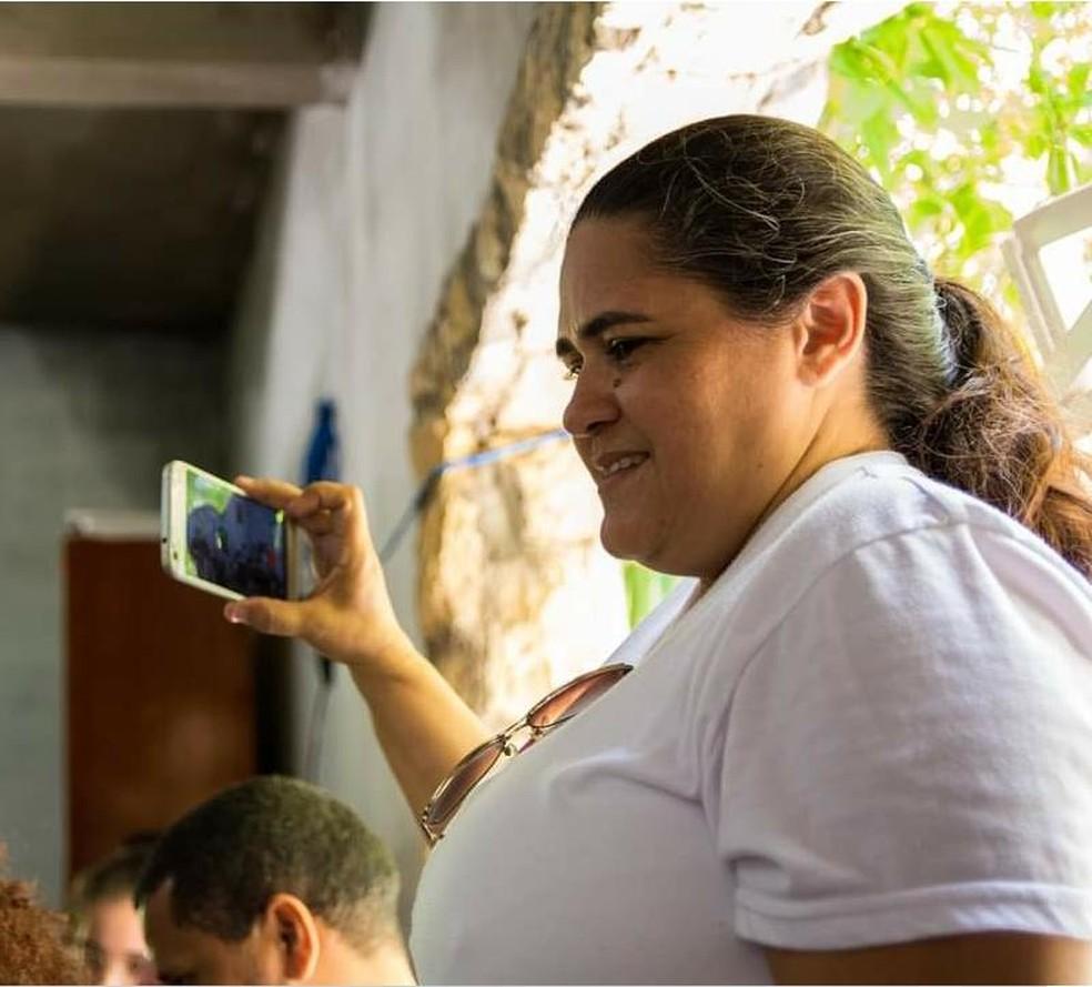 Geógrafa foi encontrada morta nas proximidades de açude em Itaitinga — Foto: Arquivo pessoal