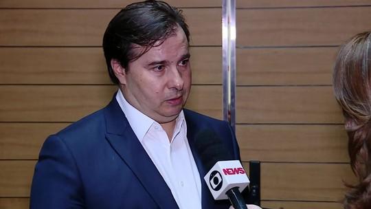 Maia quer diálogo sobre Amazônia com parlamentos europeus