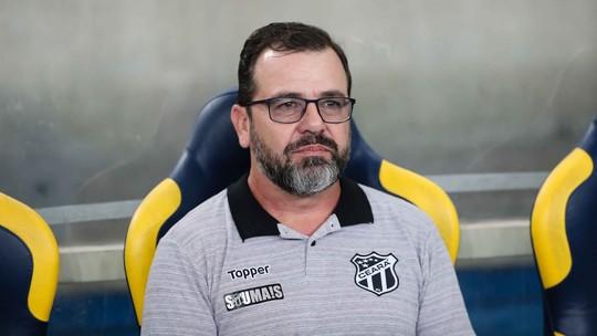 Ao vivo: assista à coletiva de Enderson e às entrevistas dos jogadores do Ceará