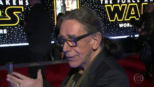 "Morre, aos 74 anos, Peter Meyhew, o Chewbacca de ""Star Wars"""