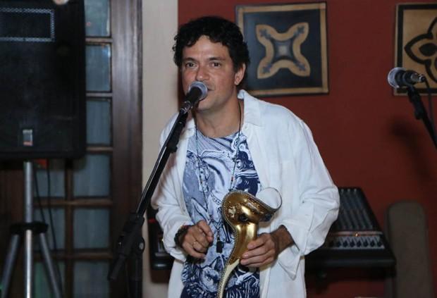 Jorge Vercillo (Foto: Daniel Pinheiro/AgNews)