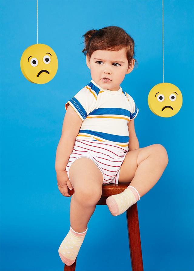 Bebê menina birra (Foto: Bebê menina birra (Foto: Raquel Espírito Santo/Editora Globo; Styling: Carol Piza; Assistente de produção: Antonio Andrade; Beleza: Saby Alderete; Cenário: Tamy Rente))