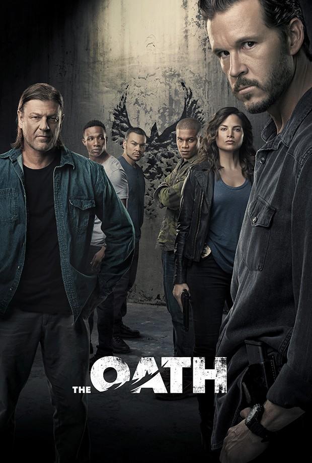 The Oath: série com Ryan Kwanten e Sean Bean já está disponivel (Foto: Divulgação)