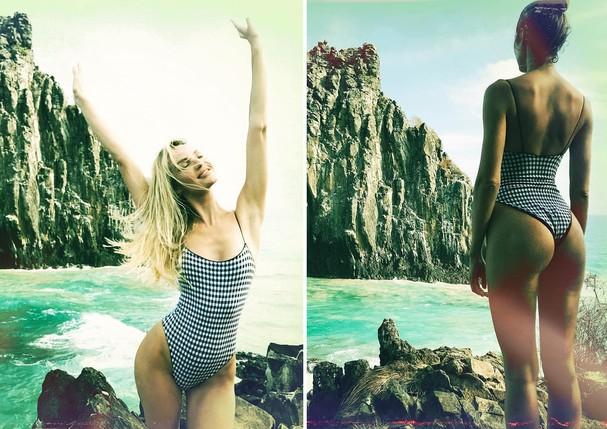 Candice Swanepoel (Foto: Reprodução/ Instagram)