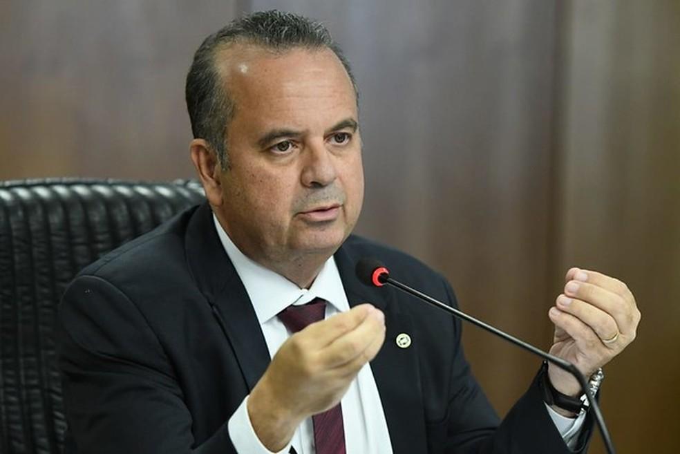 O secretário especial de Previdência e Trabalho, Rogério Marinho, em imagem de arquivo — Foto: Edu Andrade/Ministério da Economia