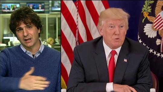 Trump diz que ele e Putin não querem interferir na Venezuela