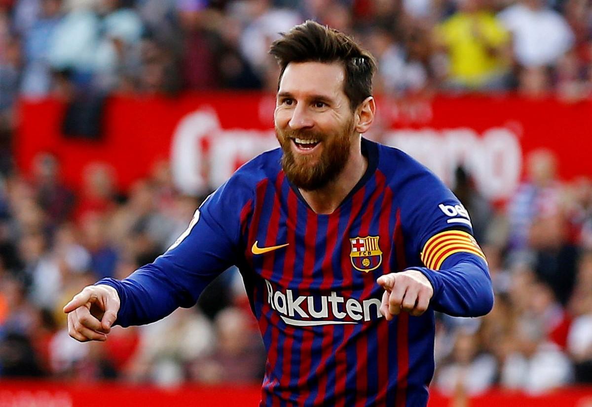 86ef2ecc9c Messi evita euforia pela vantagem no Espanhol  Valverde exalta a  genialidade do craque