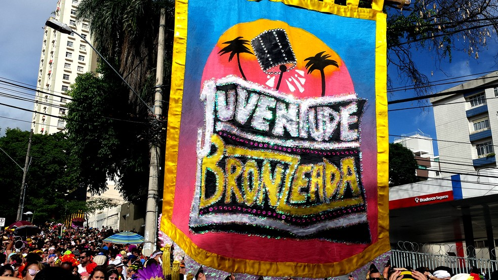 Juventude Bronzeada é atração em festa neste domingo (4) (Foto: Raquel Freitas/ G1)