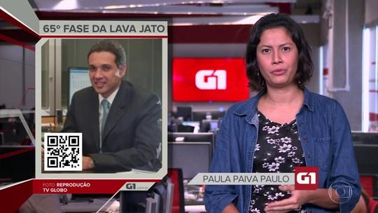 G1 em 1 Minuto: Filho de ex-ministro Lobão é preso na 65ª fase da Lava Jato