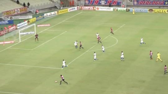 Fortaleza x Ferroviário - Campeonato Cearense 2019 - globoesporte.com