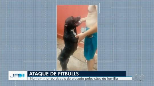 Pintor é morto pelos próprios pit bulls dentro de casa, em Goiânia