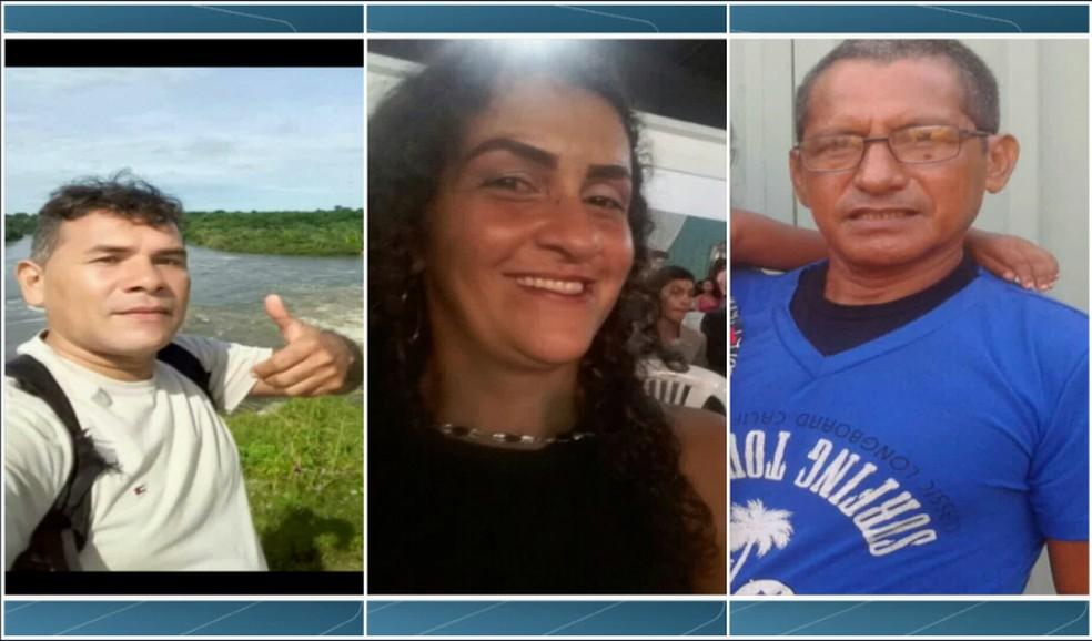 Trio desapareceu em Canutama no fim do ano passado (Foto: Reprodução/Rede Amazônica)