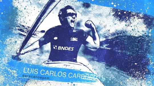 """Hexacampeão mundial, Luis Carlos conquista vaga em Tóquio 2020: """"Imensamente feliz"""""""