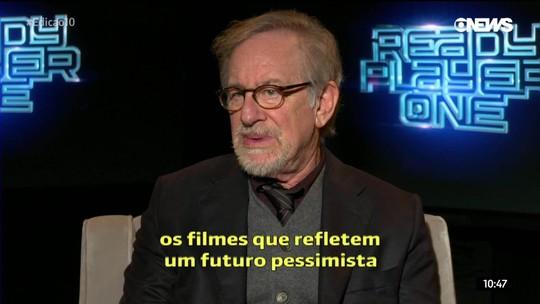 """""""Jogador Nº 1"""", novo filme de Steven Spielberg, é destaque entre as estreias"""