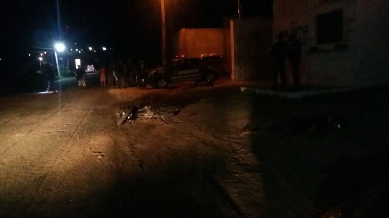 Após perseguição, dois homens são mortos a tiros na Grande Natal
