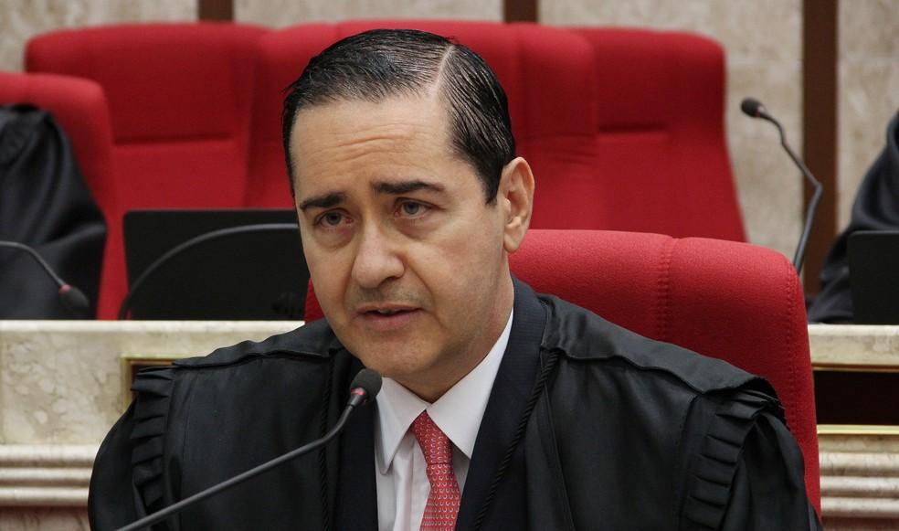 Thompson Flores deixa presidência do TRF-4 e assume cadeira na 8ª Turma do tribunal — Foto: Sylvio Sirangelo/TRF4