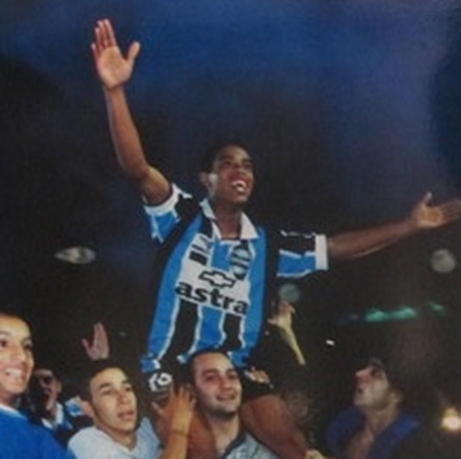 Ronaldinho, 40 anos: fatos e feitos do craque pelo Grêmio que você talvez não lembre