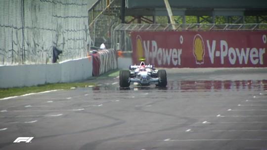 Robert Kubica, BMW e Sauber: a vitória e uma garrafa fechada