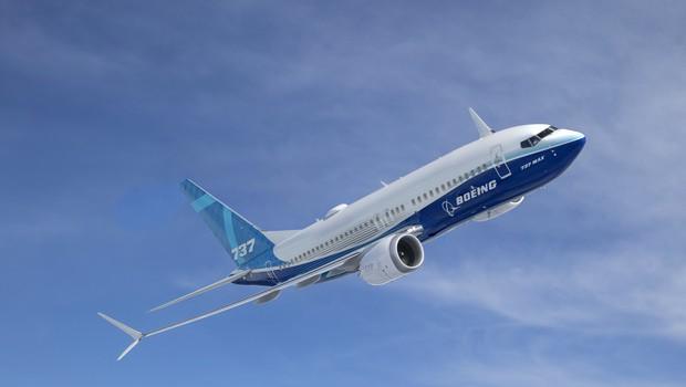 Boeing 737-8 Max (Foto: Divulgação)