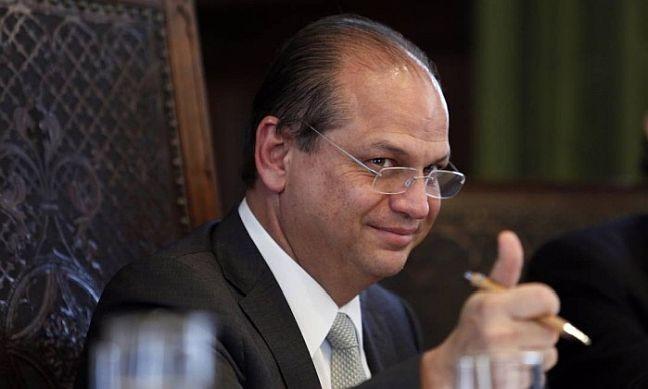 Ricardo Barros, ministro da Saúde (Foto: Edilson Dantas / Agência O Globo)